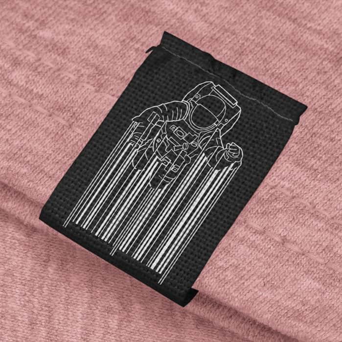 T-Shirt Weblabel